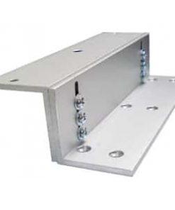 Door Access System - ZL Bracket for EM Lock, 600lbs, Durable, Door-ZL