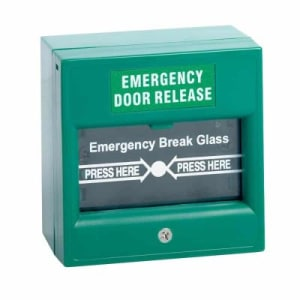 Break glass units-Access Control