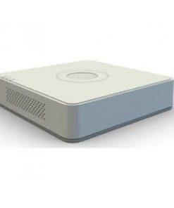 HIKVISION 4 Channel HD DVR CCTV Surveillance Camera White - Plastic cover