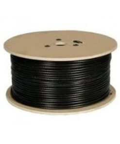 RG 59 CCTV Cable Without Power 200M