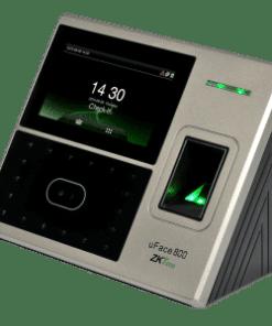 Zkteco uFace 800 Multi-Biometric Time Attendance & Access Control