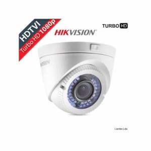 Dome Camera HDTVI Hikvision Full HD 1080p from