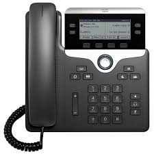 Cisco IP Phone 7841 VoIP Phone SIP 4 Lines