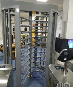 Turnstile access control