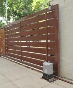 Automatic Remote Gate sliding