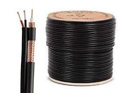 RG 59 coaxial cable 305m for cctv cameras