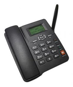 GSM 6588 GSM Fixed Wireless Phone with SIM Card Slot