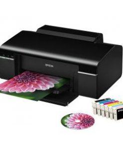 Epson Stylus Photo T50- Color Inkjet Printers Photo Printers