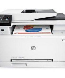 HP LaserJet Pro M277dw Wireless Print Copy Scan Fax 3.0 Touchscreen Printer