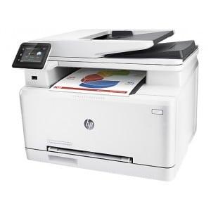 HP Color LaserJet MFP M277dw
