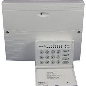 Veritas R8 control panel 8 zones