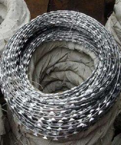450mm Double Galvanized Razor Wire