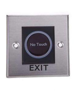 Contactless Metal No Touch Exit Button Switch