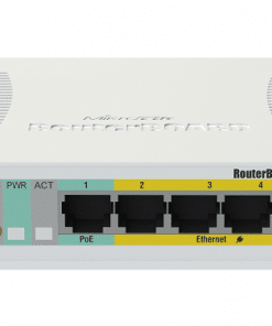 Mikrotik RB260GSP 5 Gigabit Ethernet Ports Switch