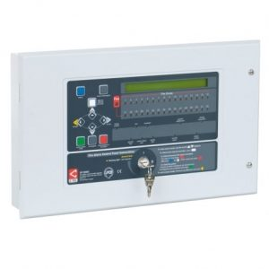 C-TEC's XFP two loop 32 zone addressable fire alarm panel proftech