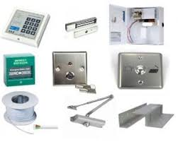 Biometric Access Control installer