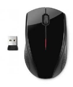 HP Optical Sensor - Gaming Mouse - Black