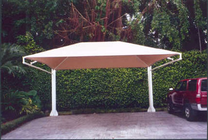 Car Shade Structures proftech